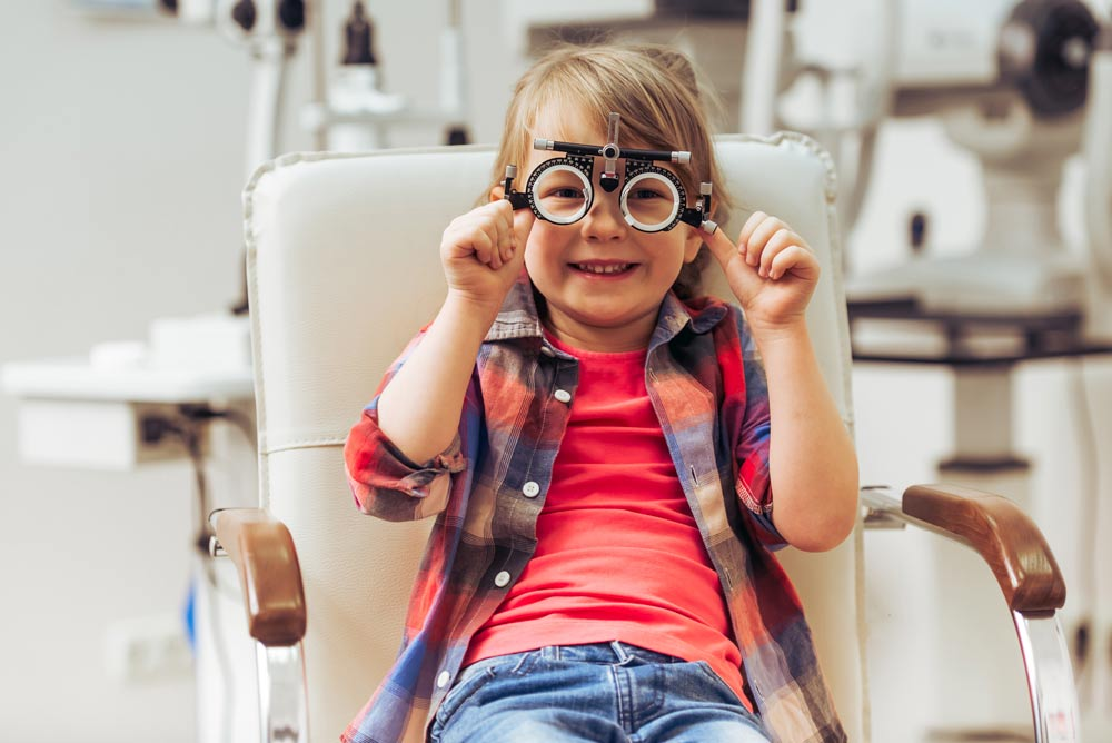 childrens eye tests in perth